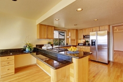 kitchen_black_granite_countertop